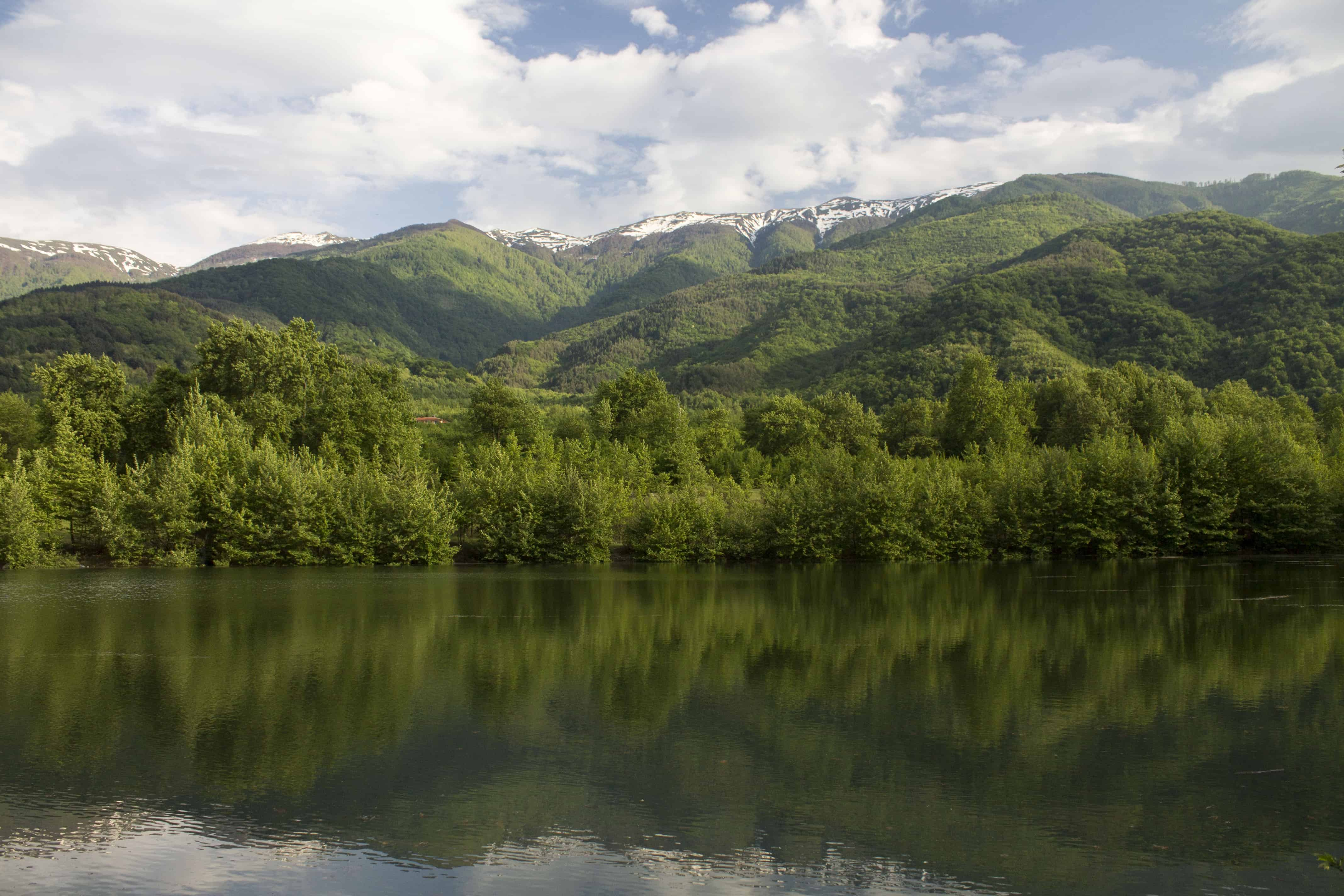 Landscape - photo: Belasitsa Nature Park