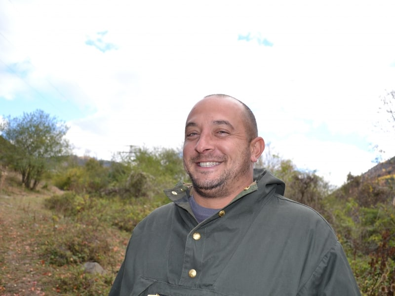 Bogomil Schuschkov - Foto: Direktorat des Naturparks Rila-Kloster