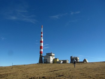 Der Gipfel des Botev (2.376 m ü. NN) - Foto: Nationalpark Zentralbalkan