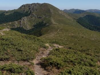 Panoramablick im Nationalpark Zentrales Balkangebirge