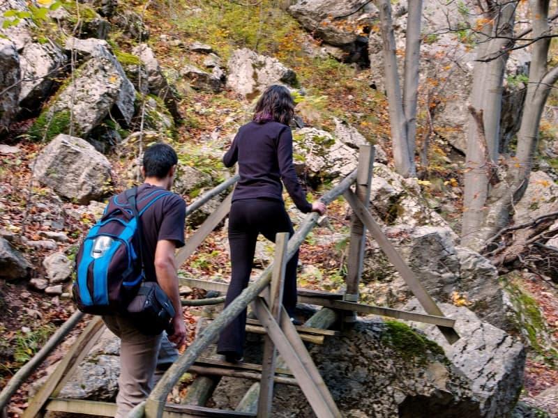"Eco trail ""Borov kamak"" - Foto: Naturpark Vachranski Balkan/Krasimir Lakovski"