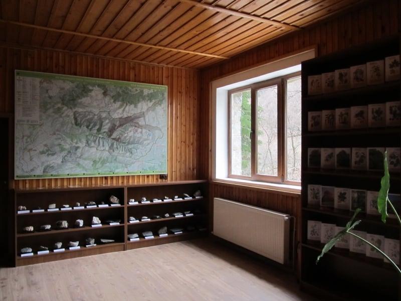 Ausstellung im Besucherzentrum Naturpark Rila-Kloster - Foto: Rila Monastery Park Directorate