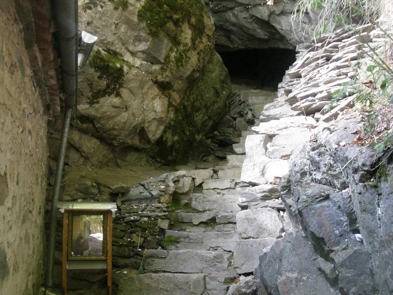 Das Grab des Heiligen Iwan Rilski -Foto: Rila Monastery Park Directorate