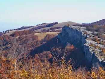 Karstfeld - Foto: Naturpark Vachranski Balkan/Krasimir Lakovski