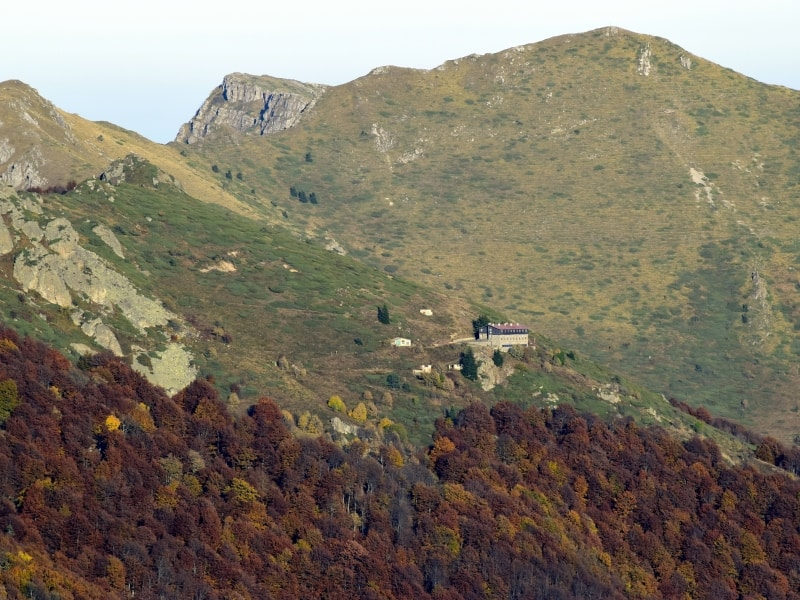 Kozya Stena Berghütte - Foto: Nationalpark Zentrales Balkangebirge