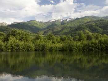 Landschaft - Foto: Belasitsa Naturpark