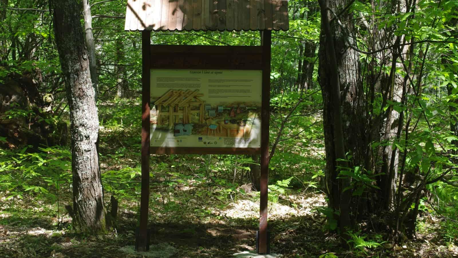 "Tour ""Das Leben der Kastanienbäume"" - Foto: Belasitsa Naturpark/Ilia Kochev Levkov"