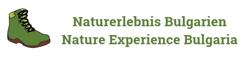 Logo Naturerlebnis Bulgarian | Nature Experience Bulgaria