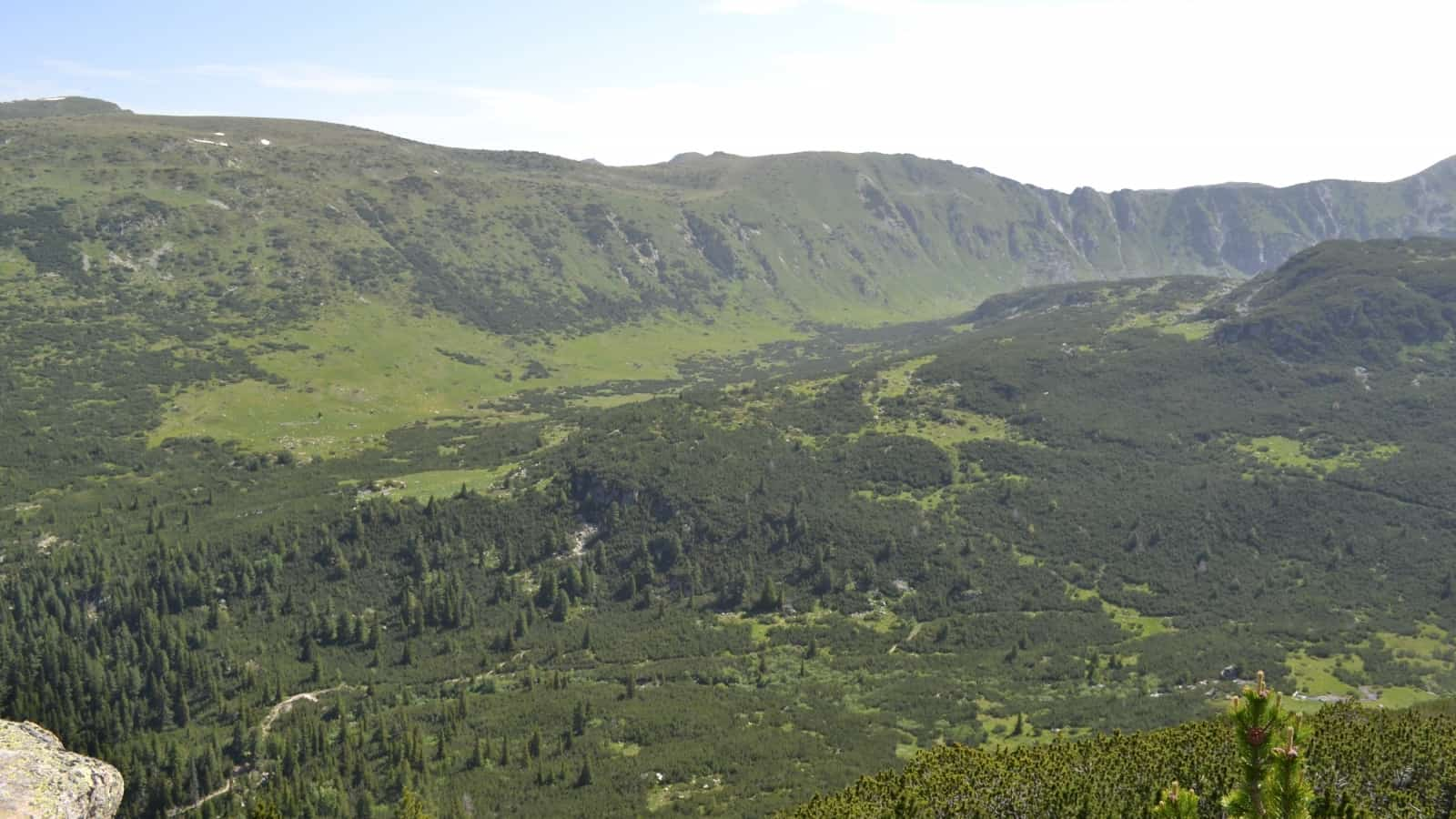 Bergpanorama - Foto: Rila Monastery Park Directorate
