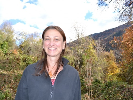 Rayna Pashova - Foto: Direktorat des Naturparks Rila-Kloster