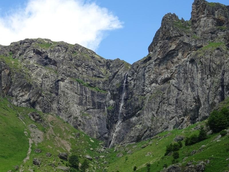 Rayskoto praskalo Wasserfall - Foto: Nationalpark Zentralbalkan