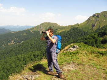 Sergey Sergeev Alksandrov | Central Balkan National Park Nature Guide
