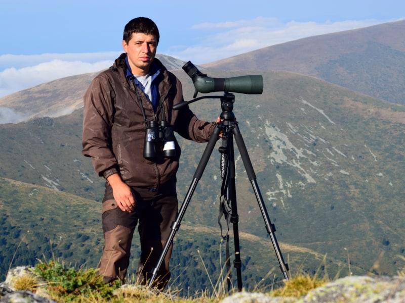 Naturführer Stoyan Hristov - Foto: Nationalpark Zentralbalkan