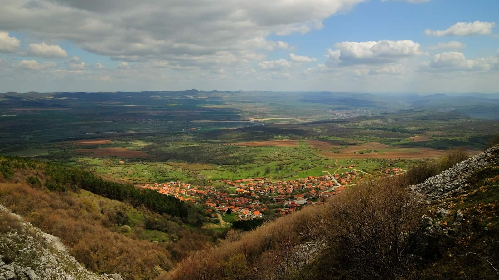 Das Dorf Chelopek - Foto: Vrachanski Balkan Naturpark