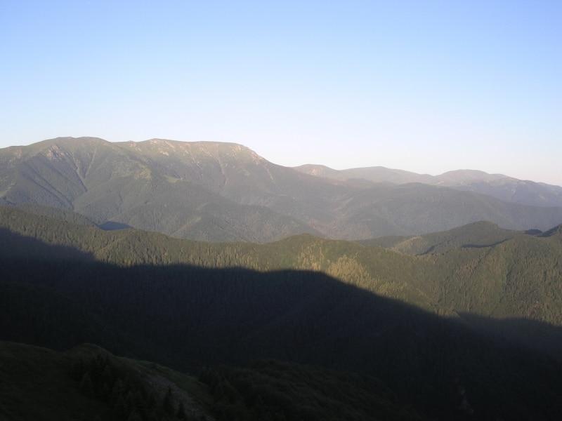 Blick von der Eho-Hütte aus - Foto: Nationalpark Zentralbalkan/Stoyan Hristov