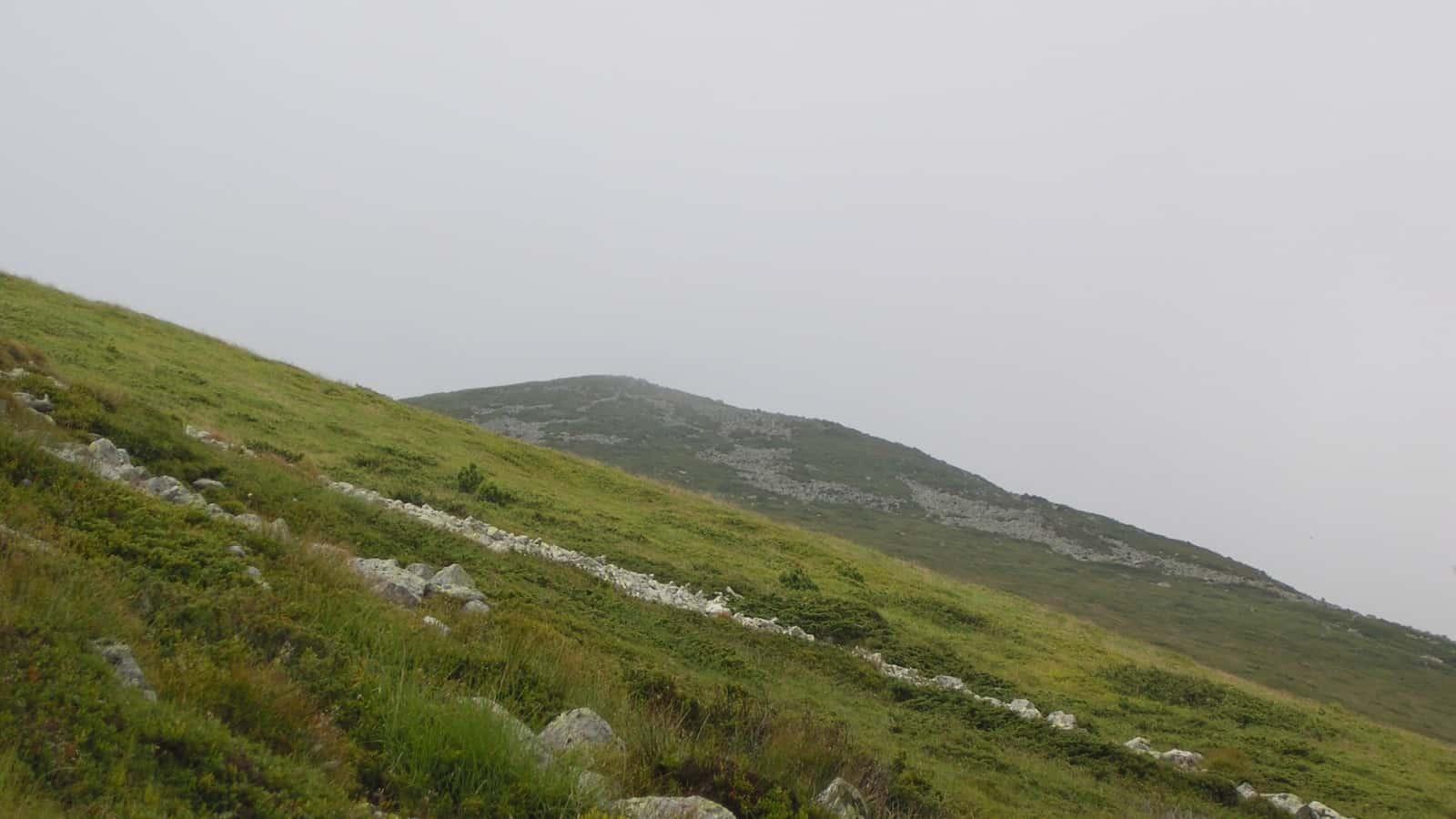 Aussicht vom Pfad aus - Foto: Nationalpark Zentralbalkan/Stoyan Hristov