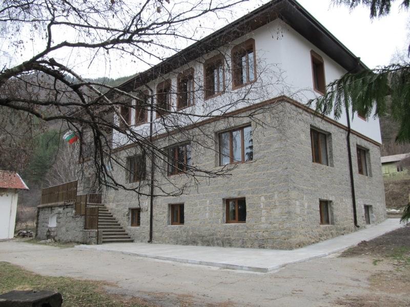 Besucherzentrum Naturpark Rila-Kloster - Foto: Rila Monastery Park Directorate